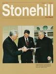 Stonehill Alumni Magazine Summer 1987