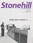Stonehill Alumni Magazine Spring/Summer 1985