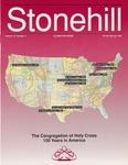 Stonehill Alumni Magazine Winter/Spring 1992
