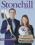 Stonehill Alumni Magazine Winter/Spring 2016 by Stonehill College Office of Communications and Media Relations
