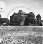 James Edgar School Exterior by Stanley Bauman