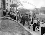 The End of Sprague School by Stanley Bauman