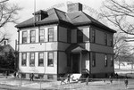 Exterior of the McKinley Elementary School by Stanley Bauman