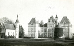 Chateau of the Marquis de Mailly