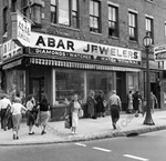 Exterior of Abar Jewelers by Stanley Bauman