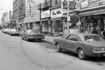 Cars on Main Street by Stanley Bauman