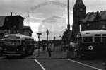 Brockton Buses by Stanley Bauman