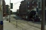 Repaving of Brockton's Main Street by Stanley Bauman