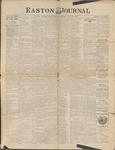 Easton Journal, July 25, 1884