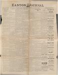 Easton Journal, October 17, 1884