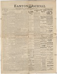 Easton Journal, March 12, 1886