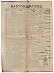 Easton Journal, April 21, 1888 by Easton Historical Society