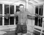 Rocky Marciano Training Photo by Stanley Bauman