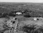 1961 Aerial Image of Stonehill College
