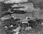 1959 Aerial Image of Stonehill College