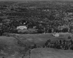 1957 Aerial Image of Stonehill College