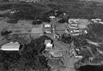 1989 Aerial Image of Stonehill College