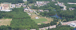2005 Aerial Image of Stonehill College