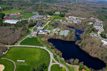 2012 Aerial Image of Stonehill College