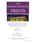 The Martin Institute Prints, Spring 2019 by Stonehill College Martin Institute